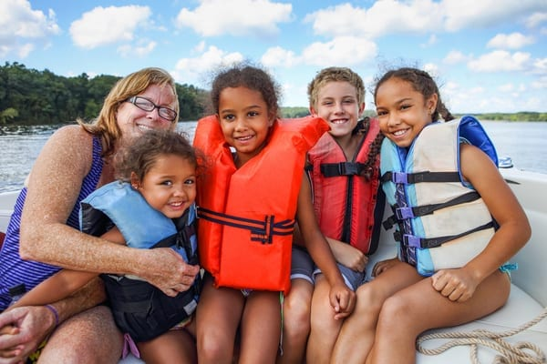 Family Boating Safety