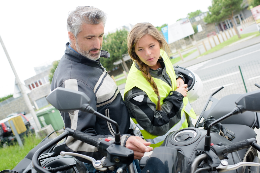 Shopping for a Motorcycle? Look for These Safety Features