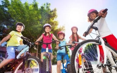 Bicycle Safety Tips for the Whole Family