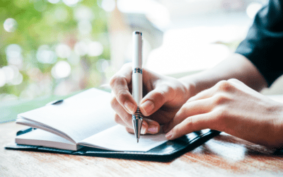 The Importance of Keeping a Journal After an Auto Accident