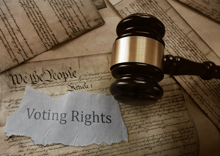 Know your voting rights