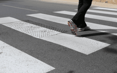Common Causes of Pedestrian/Vehicle Accidents