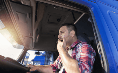 Sleep Deprivation is a Common Cause of Trucking Accidents